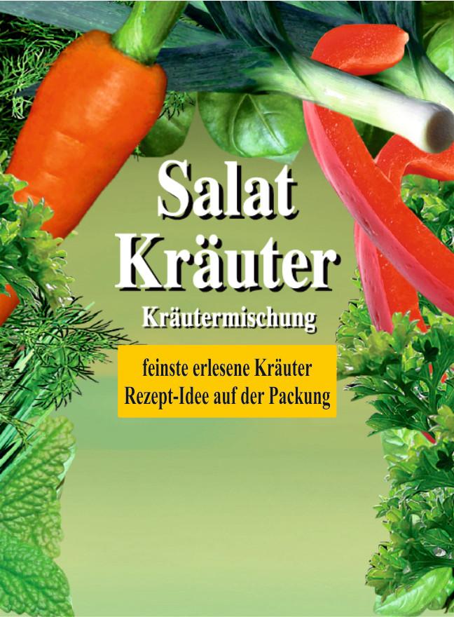 Gemeinsame Salat Kräuter - Pharma Brutscher @UC_81